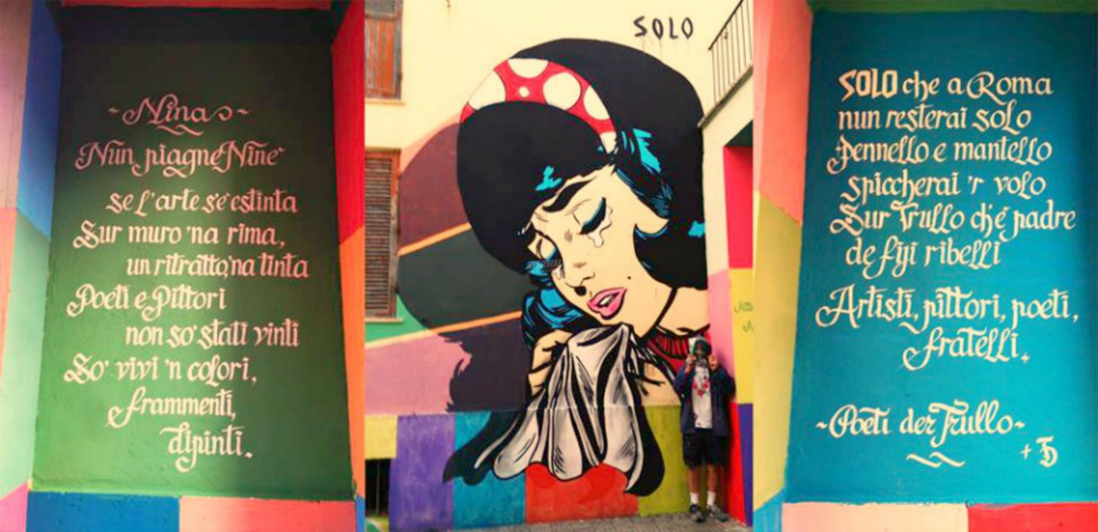 Scritte sui Muri Nina