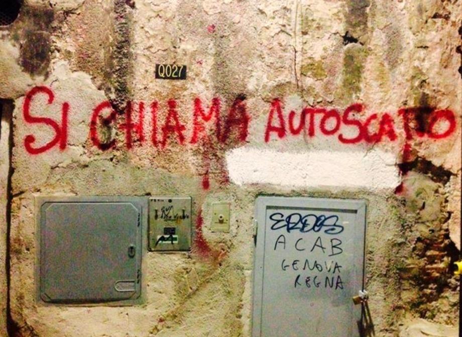 Scritte sui Muri Selfie