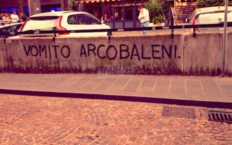 Scritte sui Muri Sono così felice