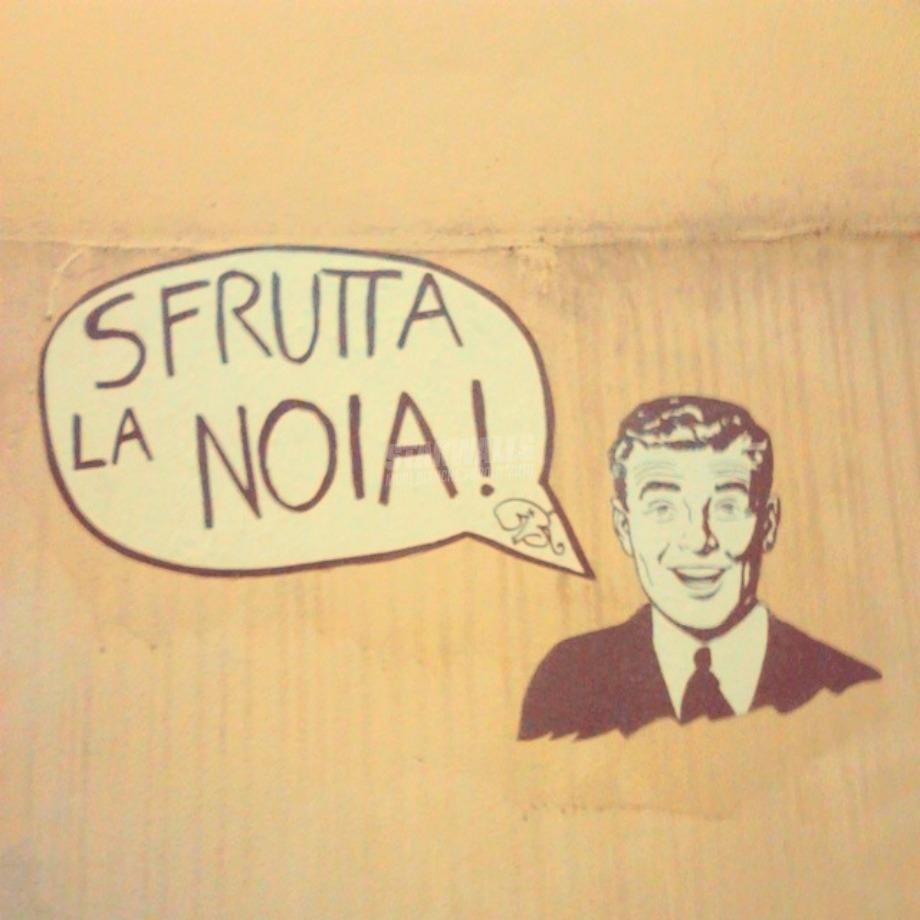 Scritte sui Muri Riciclala