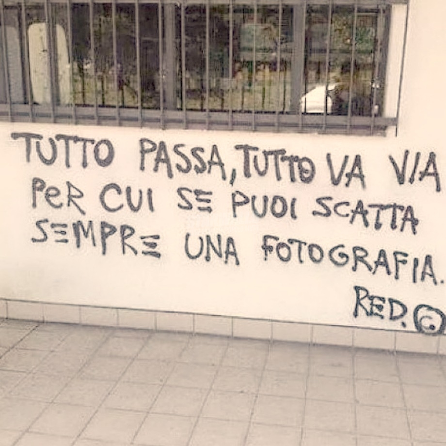 Scritte sui Muri Scatta