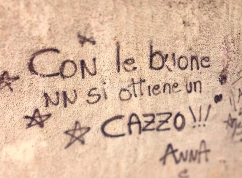 Scritte sui Muri Spesso