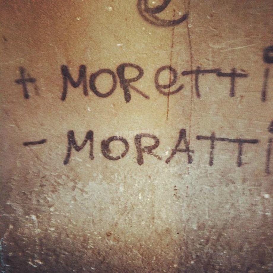 Scritte sui Muri Svolta alcolica