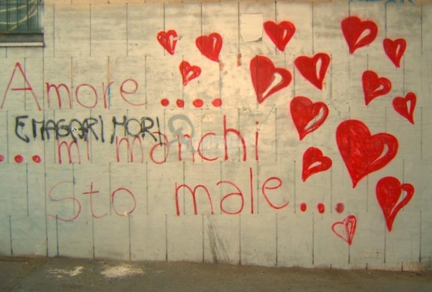 Scritte sui Muri Tanto male
