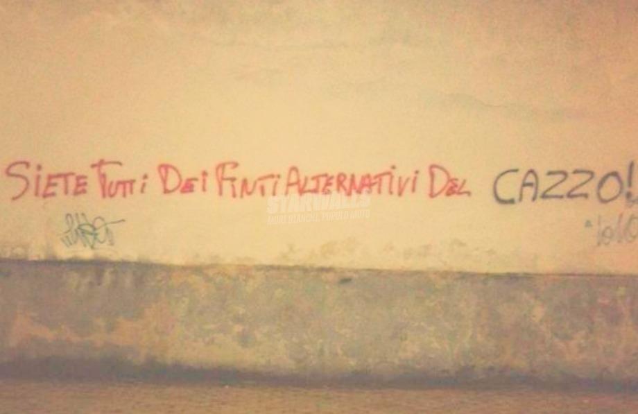 Scritte sui Muri Taroccati