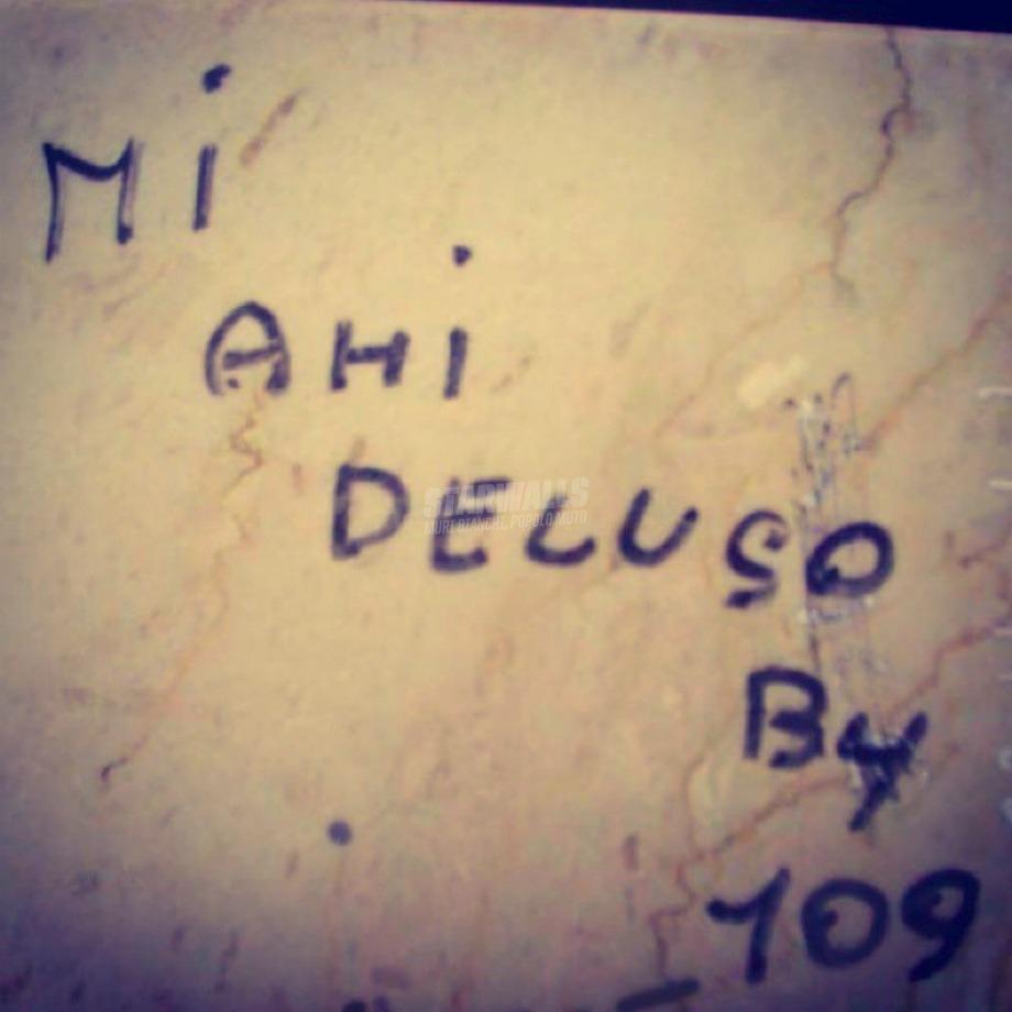 Scritte sui Muri Ahi ahi ahi