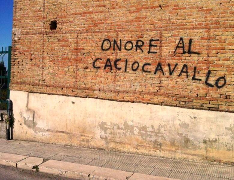 Scritte sui Muri Al merito