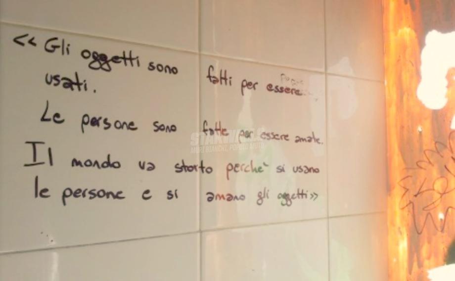 Scritte sui Muri Eduardo Galeano