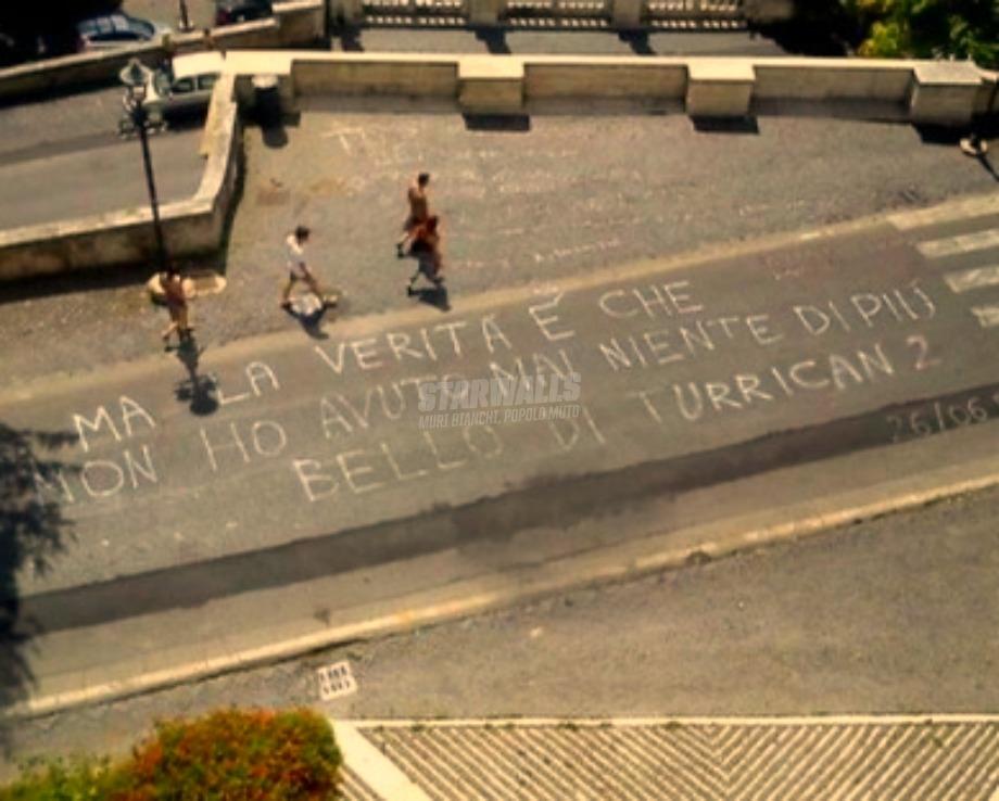 Scritte sui Muri Gioia