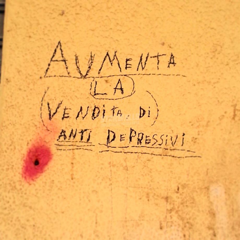 Scritte sui Muri Il segno dei tempi