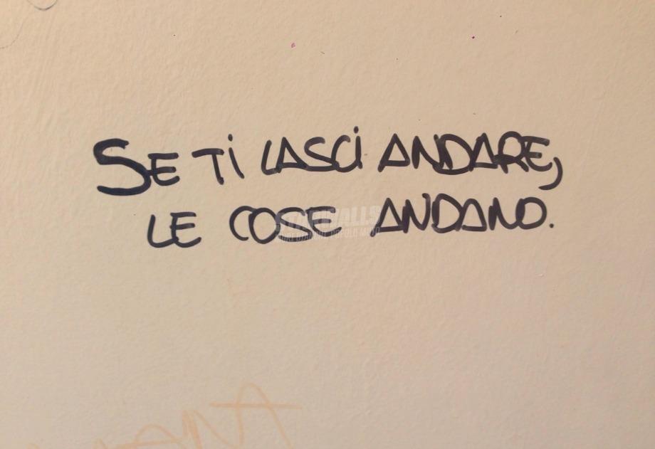 Scritte sui Muri Non fa una piega