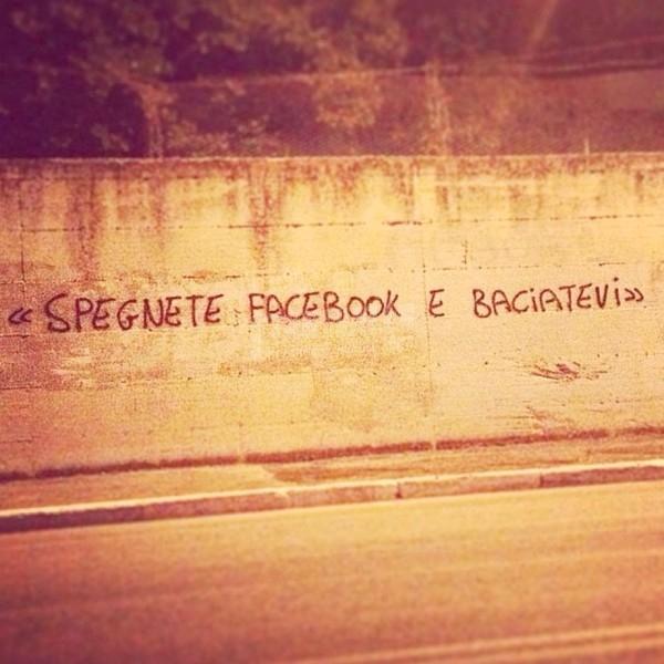 Scritte sui Muri Rocco dixit
