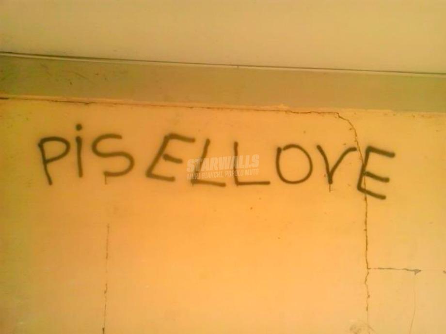 Scritte sui Muri Tanta roba