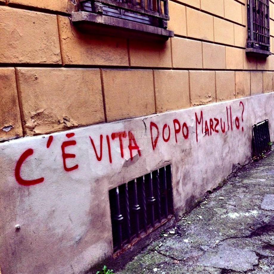 Scritte sui Muri Domandona