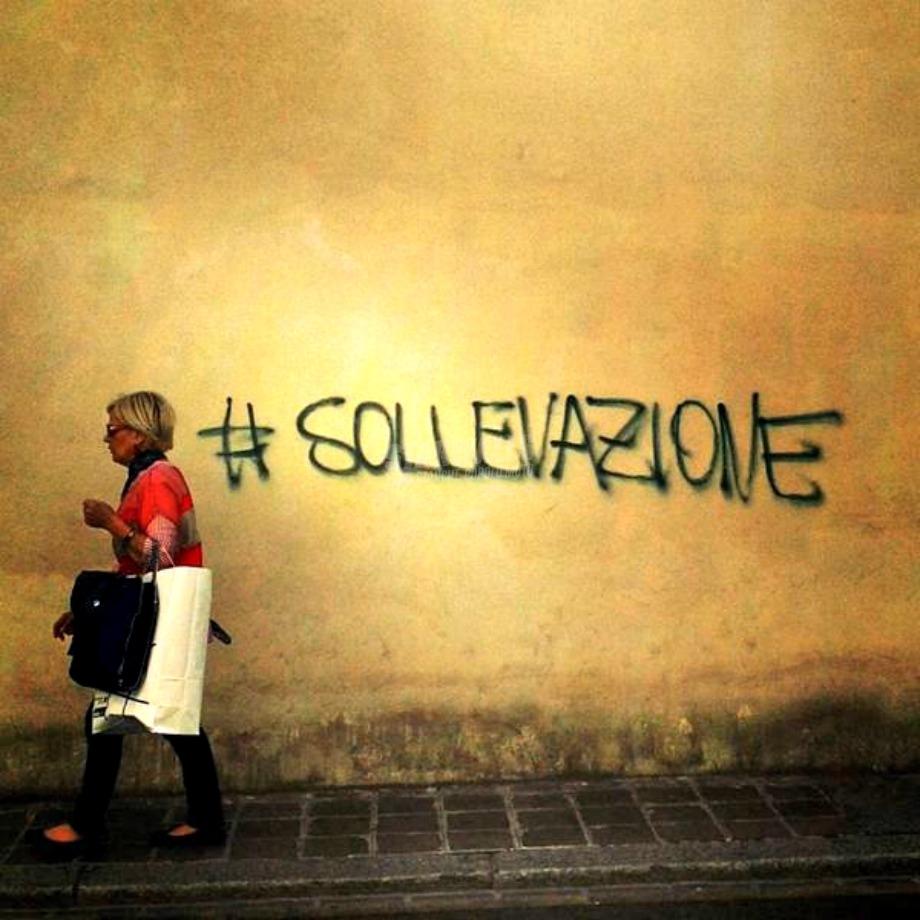 Scritte sui Muri Brescia agitata