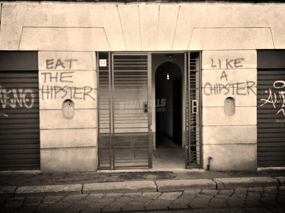 Scritte sui Muri Contemporary subculture