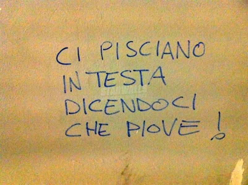 Scritte sui Muri Il meteo