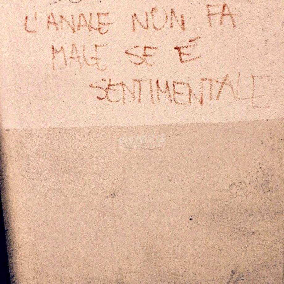 Scritte sui Muri La forza dell'amore