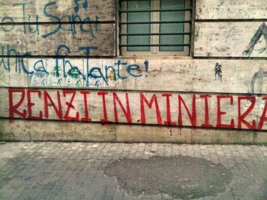 Scritte sui Muri Napoli consiglia