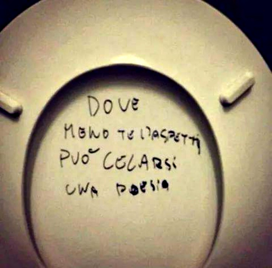 Scritte sui Muri Tesori nascosti
