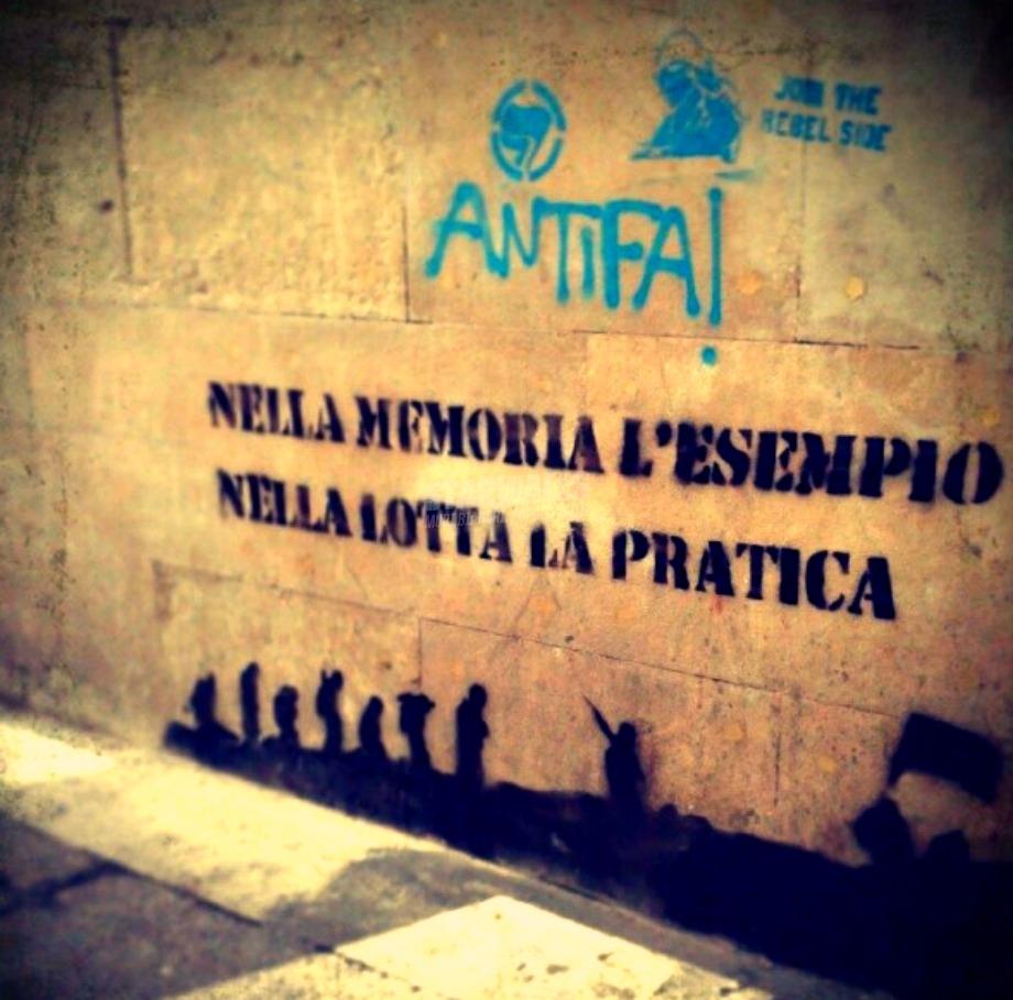 Scritte sui Muri Join the rebel side