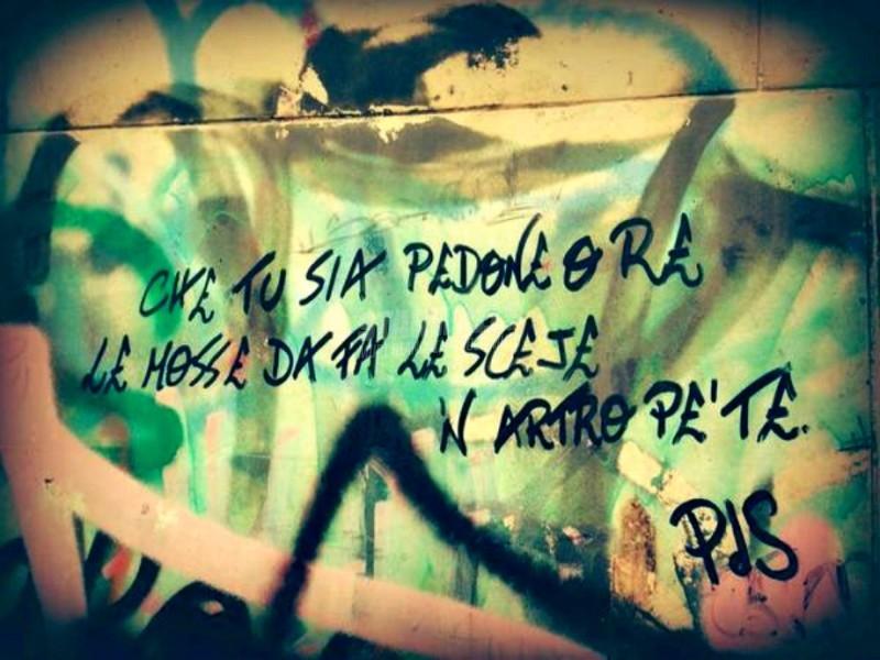 Scritte sui Muri Pezzi