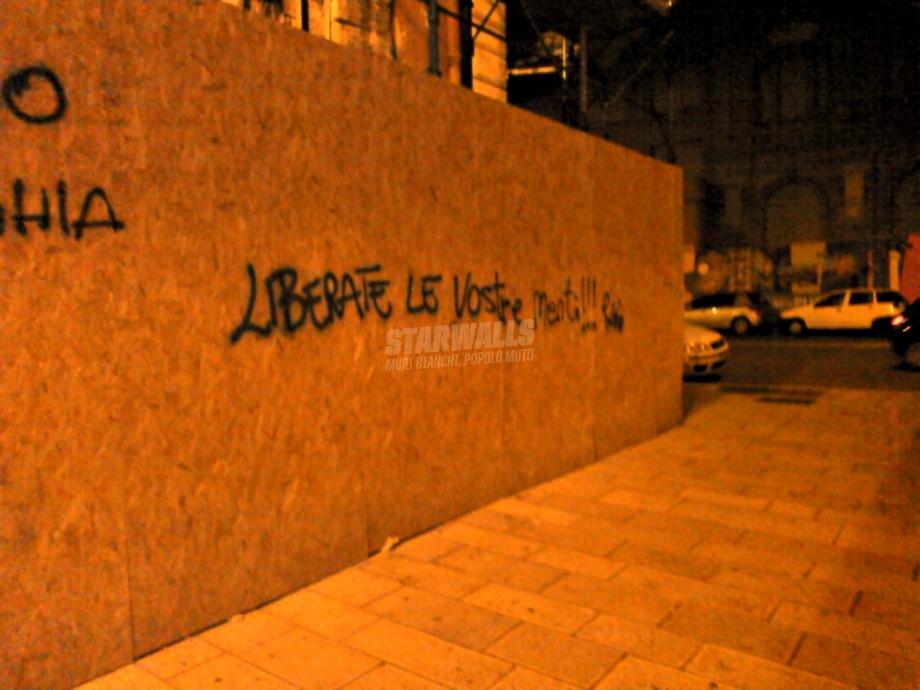 Scritte sui Muri Rinascita