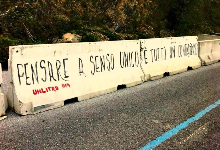 Scritte sui Muri Nonsense
