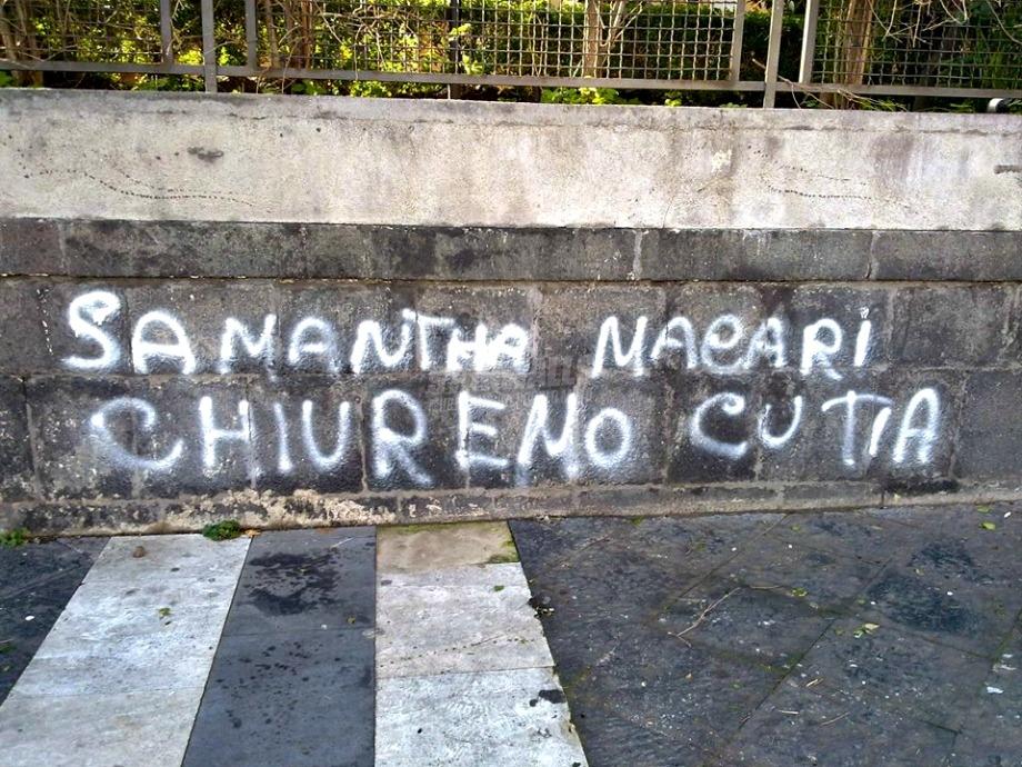 Scritte sui Muri Commiato