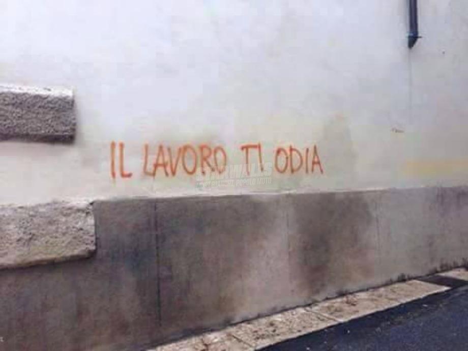 Scritte sui Muri Ricambiato