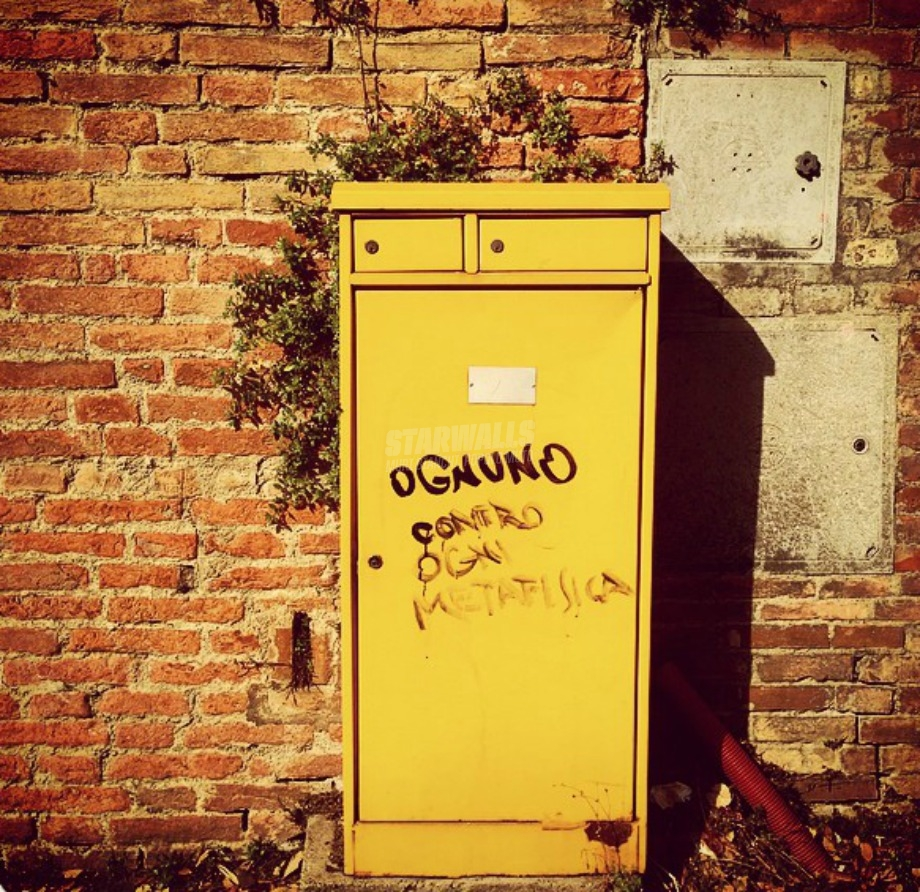 Scritte sui Muri Sempre contro