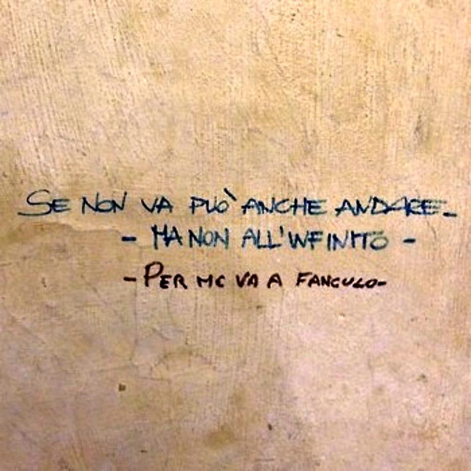 Scritte sui Muri Vince