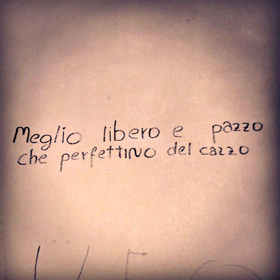 Scritte sui Muri Way of life