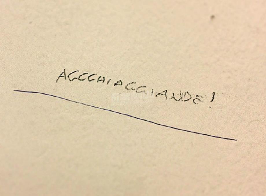 Scritte sui Muri Cit. Antonio Conte