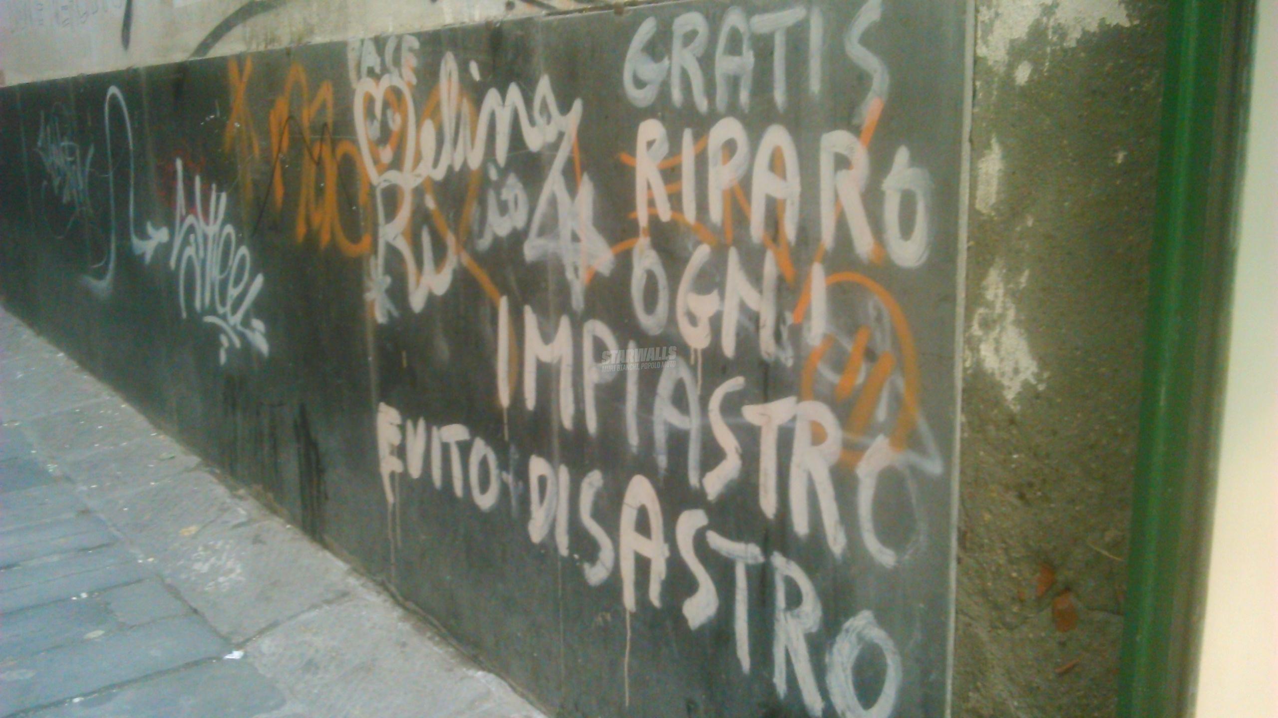 Scritte sui Muri Tuttofare