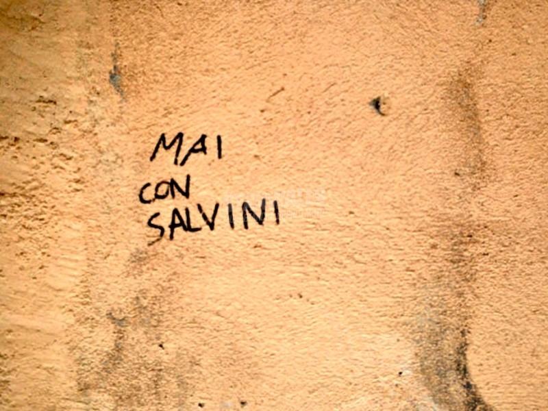 Scritte sui Muri Nemmeno per sogno