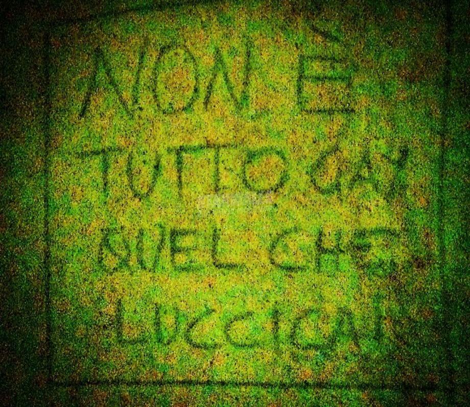 Scritte sui Muri Orgoglio etero