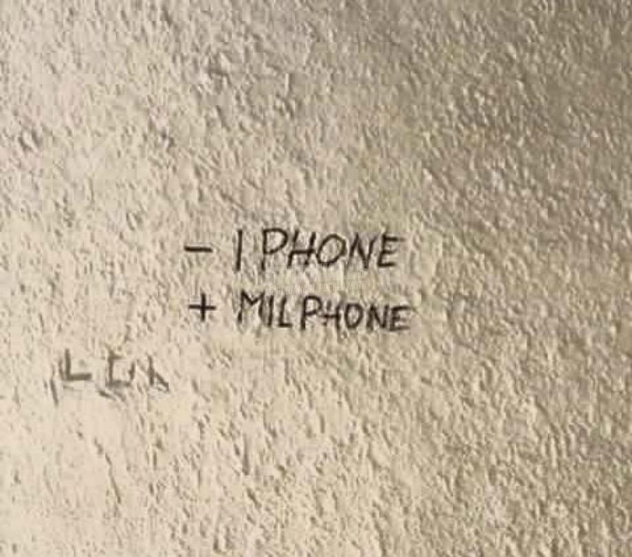 Scritte sui Muri Stagionate