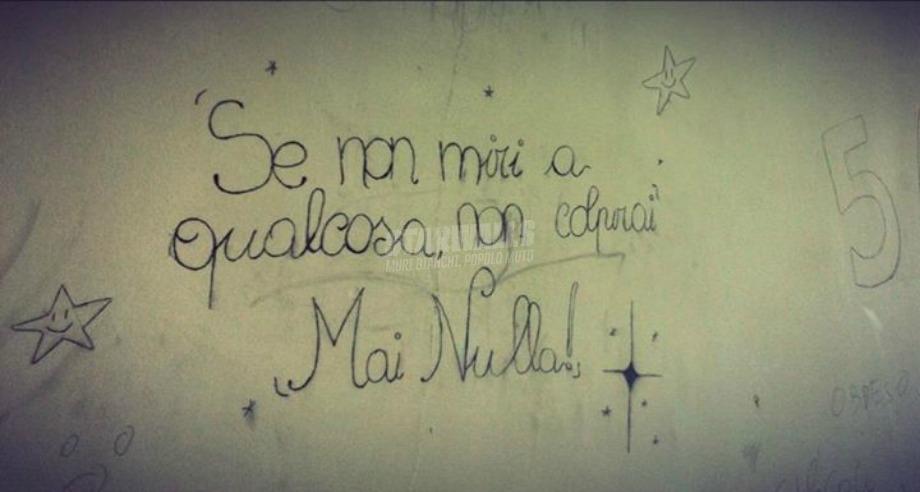 Scritte sui Muri Obiettivo