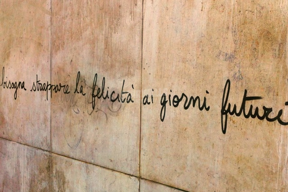 Scritte sui Muri A morsi