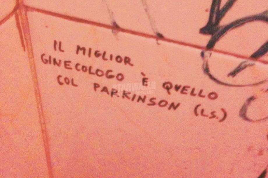 Scritte sui Muri Lo specialista