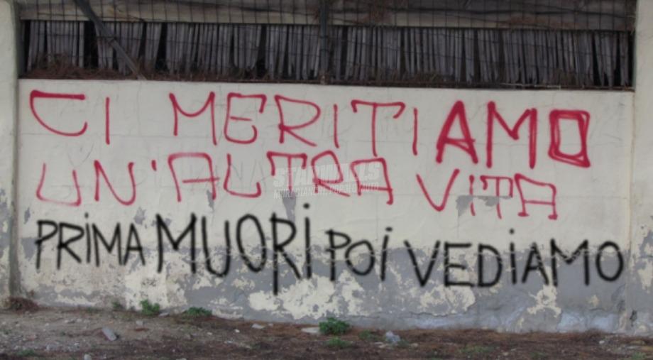 Scritte sui Muri Meritocrazia