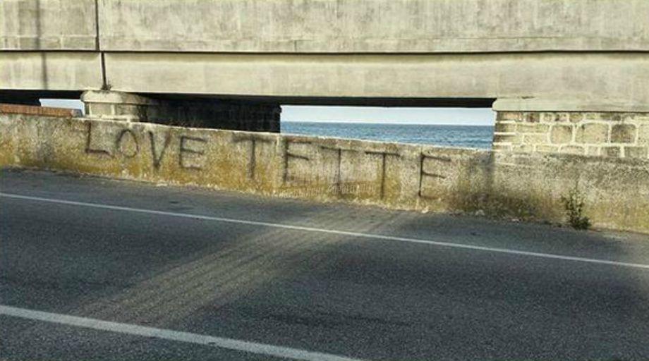 Scritte sui Muri Amale