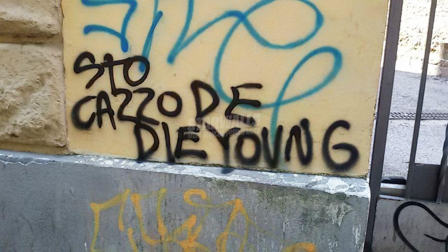Scritte sui Muri Suvvia