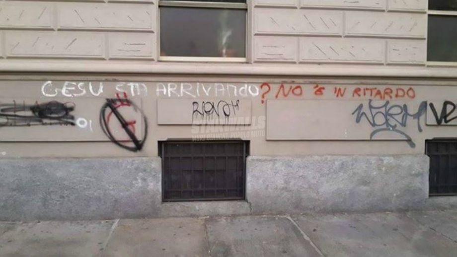 Scritte sui Muri Tardivo