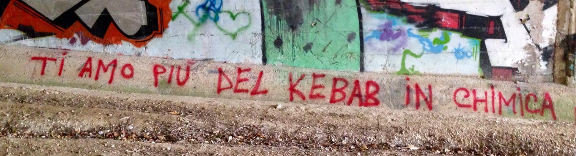 Scritte sui Muri Platonico