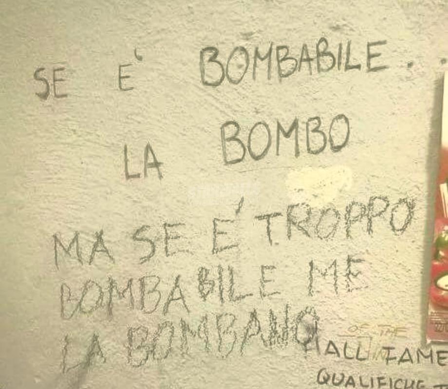 Scritte sui Muri Logica inesorabile