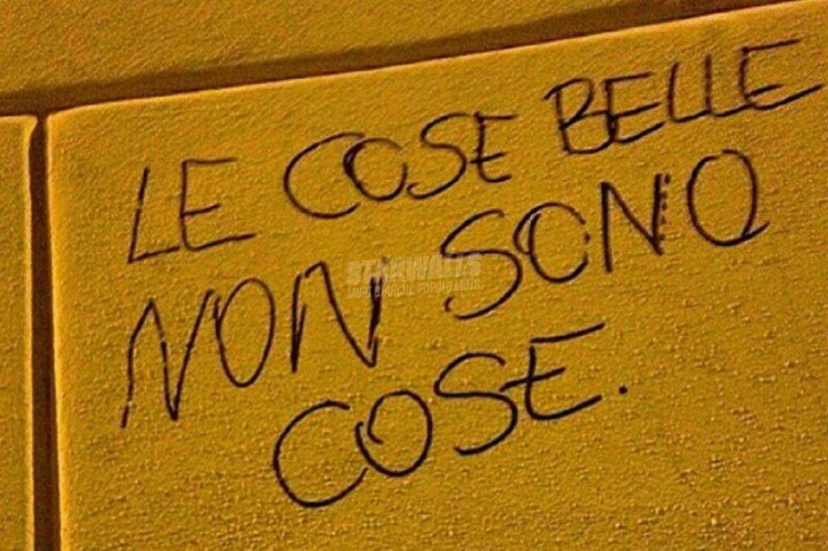 Scritte sui Muri A buon intenditor