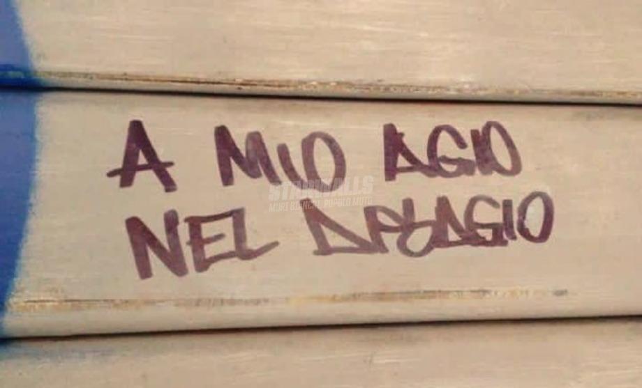 Scritte sui Muri Agiato