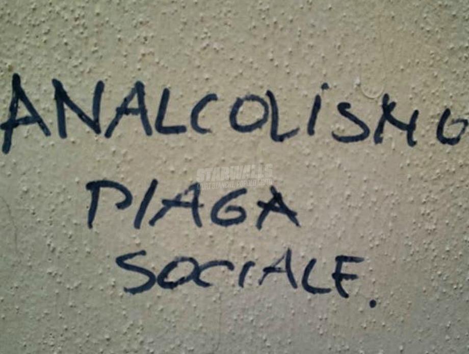 Scritte sui Muri Bubbone